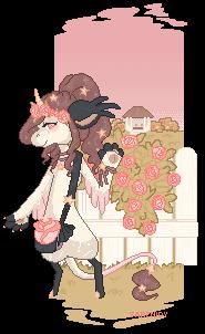 { garpg } Garden of Roses by Sarenidy
