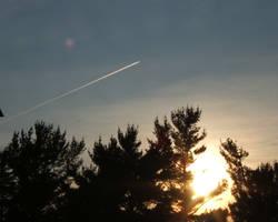 Duskbound Flight by KewlioMZX