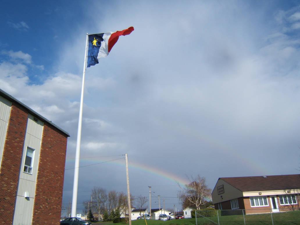 Acadian Rainbow by KewlioMZX