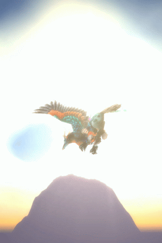 Rainbow Beast by KewlioMZX