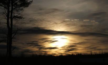 Dark Sunset by KewlioMZX
