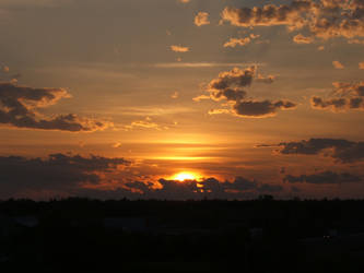 Horizon Sunset by KewlioMZX