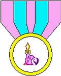 Kirby's Badge of Game Fandom by KewlioMZX