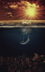 World Under Sea by ahcsourav
