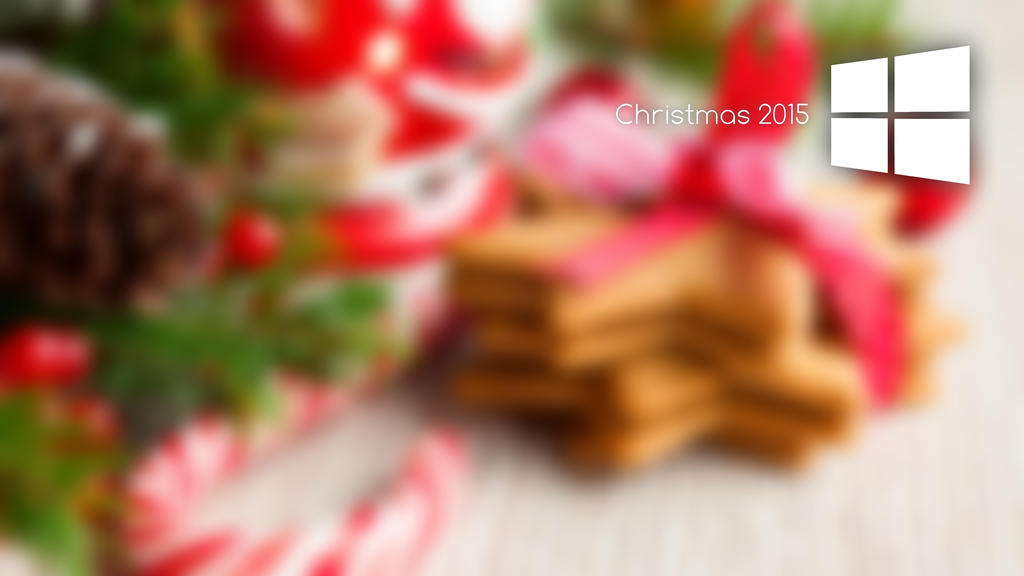 4k Windows 10 Christmas Login Wallpaper By Goobnut On
