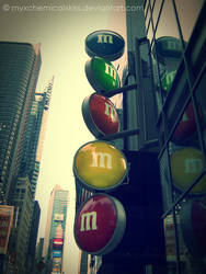 NYC 4 by myxchemicalxkiss
