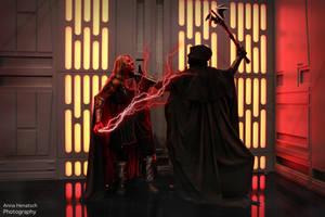 Aggressive Negotiations by DarthInvidia