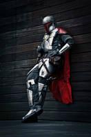 Full Metal Mandalorian by DarthInvidia