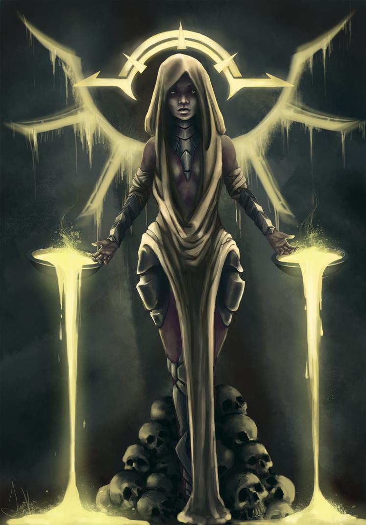 Priest by Nightbless