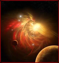Stellar Aeon by yaminohoshii