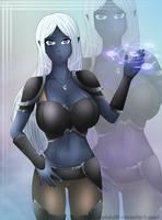 PATREON REQUEST//Night Guard by Shadako26