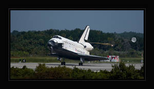 STS-127 Touchdown