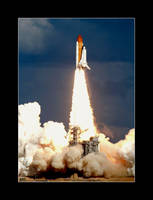 STS-129 Revised Image 2 by OpticaLLightspeed
