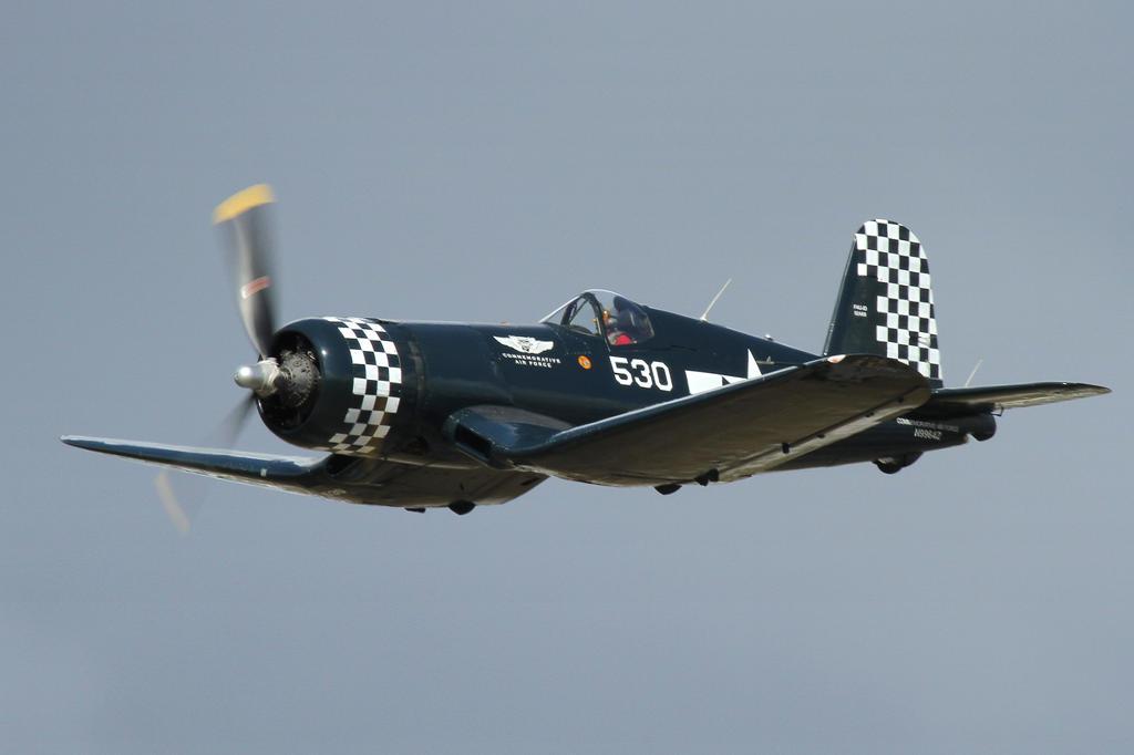 F4U-1D Corsair (Revised) by OpticaLLightspeed