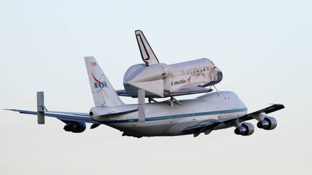 Discovery D.C. Bound by OpticaLLightspeed