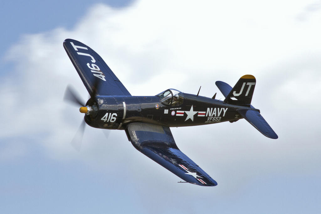 Corsair Over Tico by OpticaLLightspeed