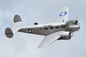 Beech C-45 by OpticaLLightspeed