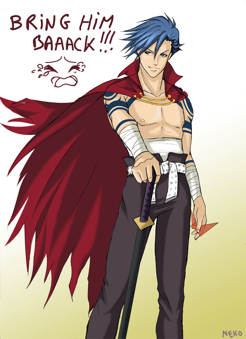 Kamina The Great by NEKO-2006