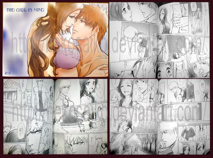 The Girl is mine - on sale by NEKO-2006