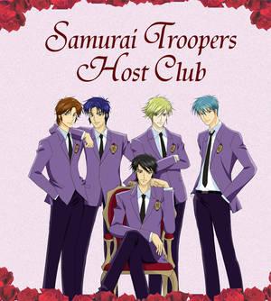 samurai host club