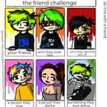 friend challenge