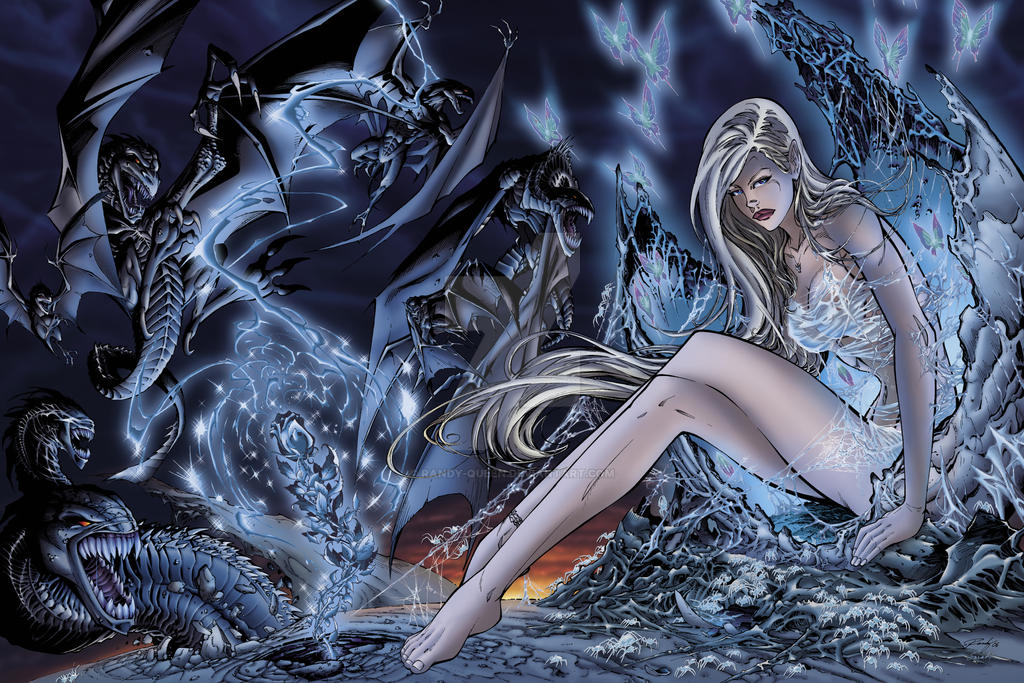 Darkchylde - Chrysalis by Randy-Queen