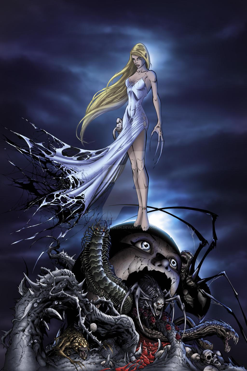 Darkchylde - Nightmare by Randy-Queen