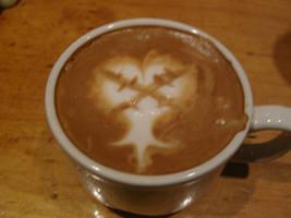 Heartless Latte by MonkDrew