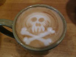 Poison Latte by MonkDrew