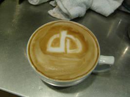 DA Latte by MonkDrew