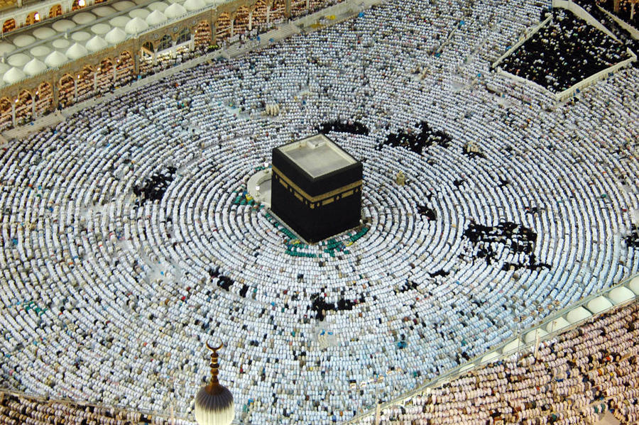 Masjed al-Haram 03 by masjedha