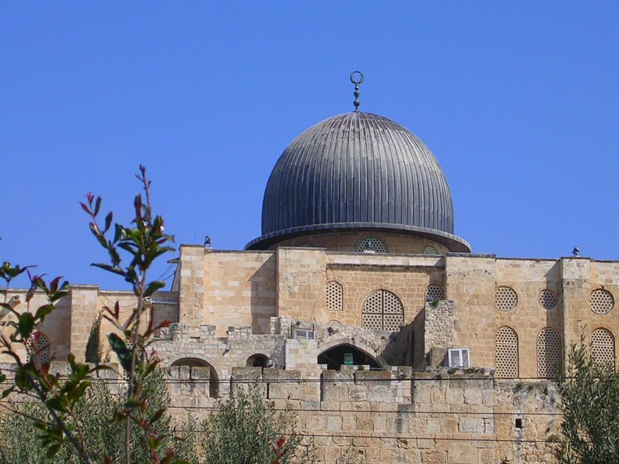 Masjed al-Aqsa 01 by masjedha
