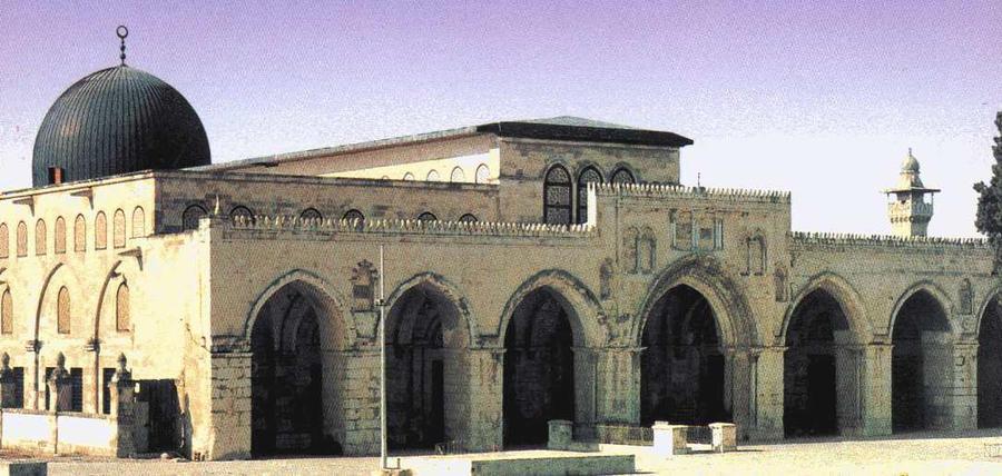 Masjed al-Aqsa 02 by masjedha