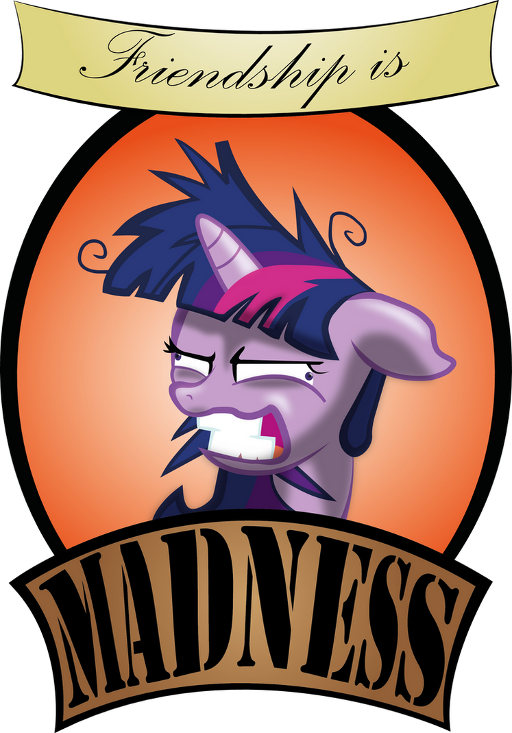 Friendship is Madness by H3r0d4n