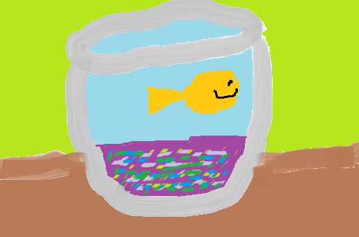 Fishie fish by jsoccer22