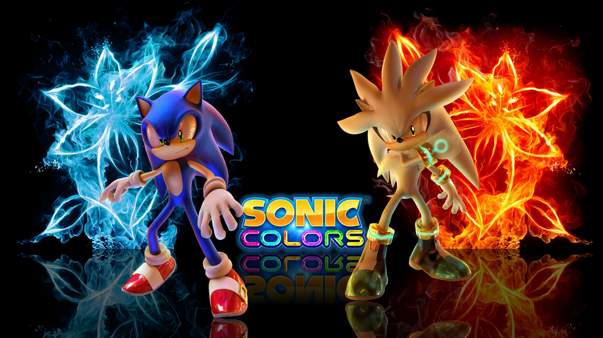 Sonic And Silver Wallpaper Fire HD Toshiba By MikuFa