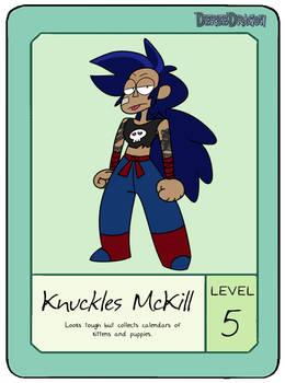 Knuckles McKill (K.O.sona)