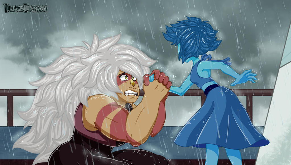A redraw of one of my fave episodes in Steven Universe     Original Screencap ~> steven-universe.wikia.com/wiki…