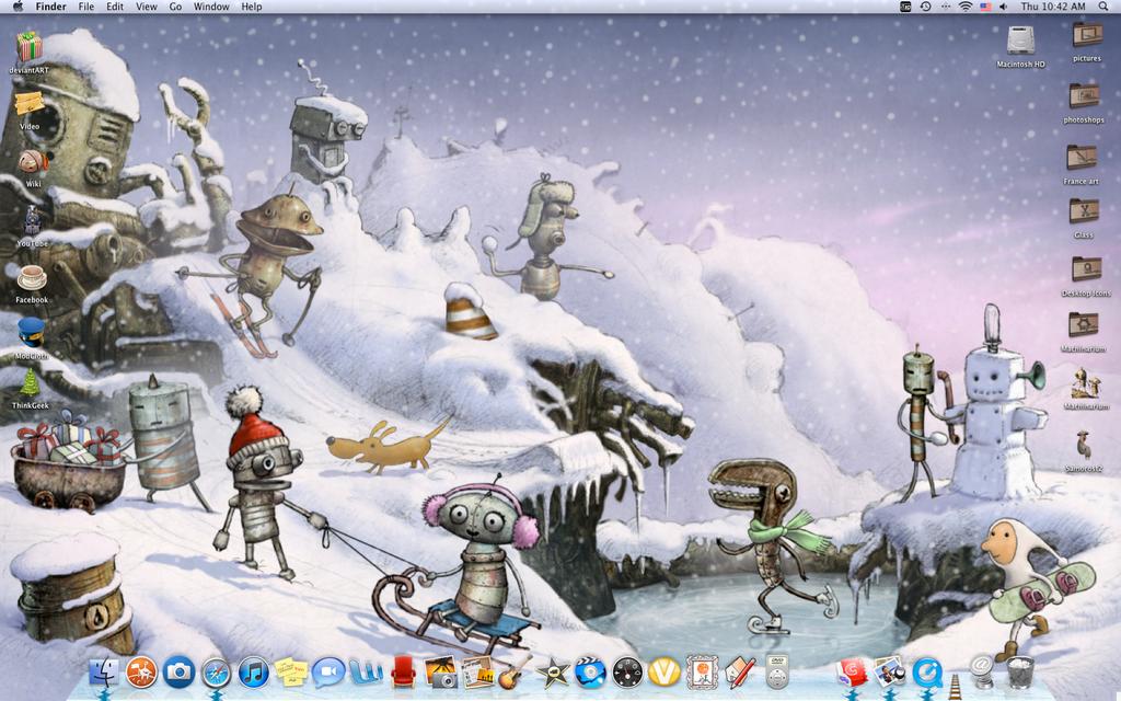 My Desktop: 2 by dayspace
