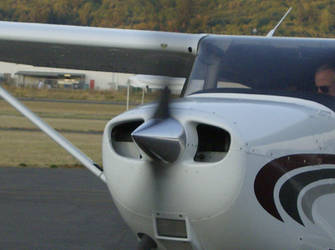 Cessna 172SP Skyhawk by Jandreau