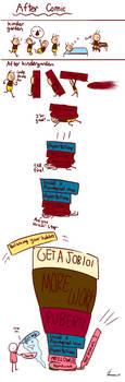 Life: The comic by Neko-Llama