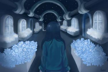 Follow me to the blue castle final by Neko-Llama