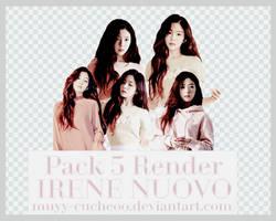 PACK RENDER #2 IRENE BY MUYY-CUCHEOO by muyy-cucheoo