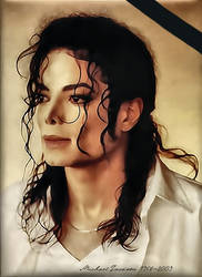 R.I.P.MJ by babymik