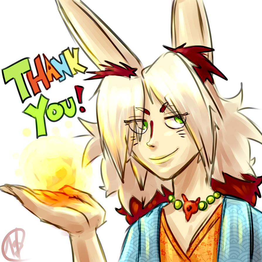 Patreon THANK YOU by manic-the-lad