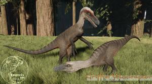 Griffon Velociraptor