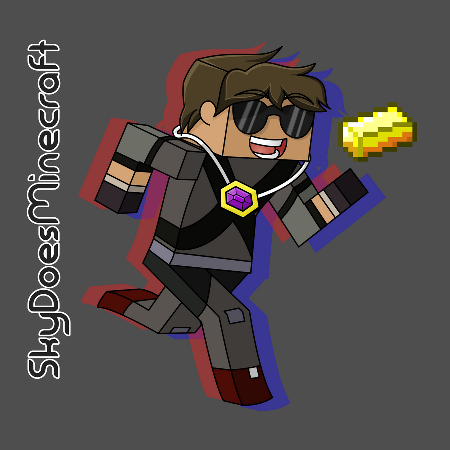 SkyDoesMinecraft by Ai...