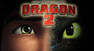 How to train your dragon fan poster