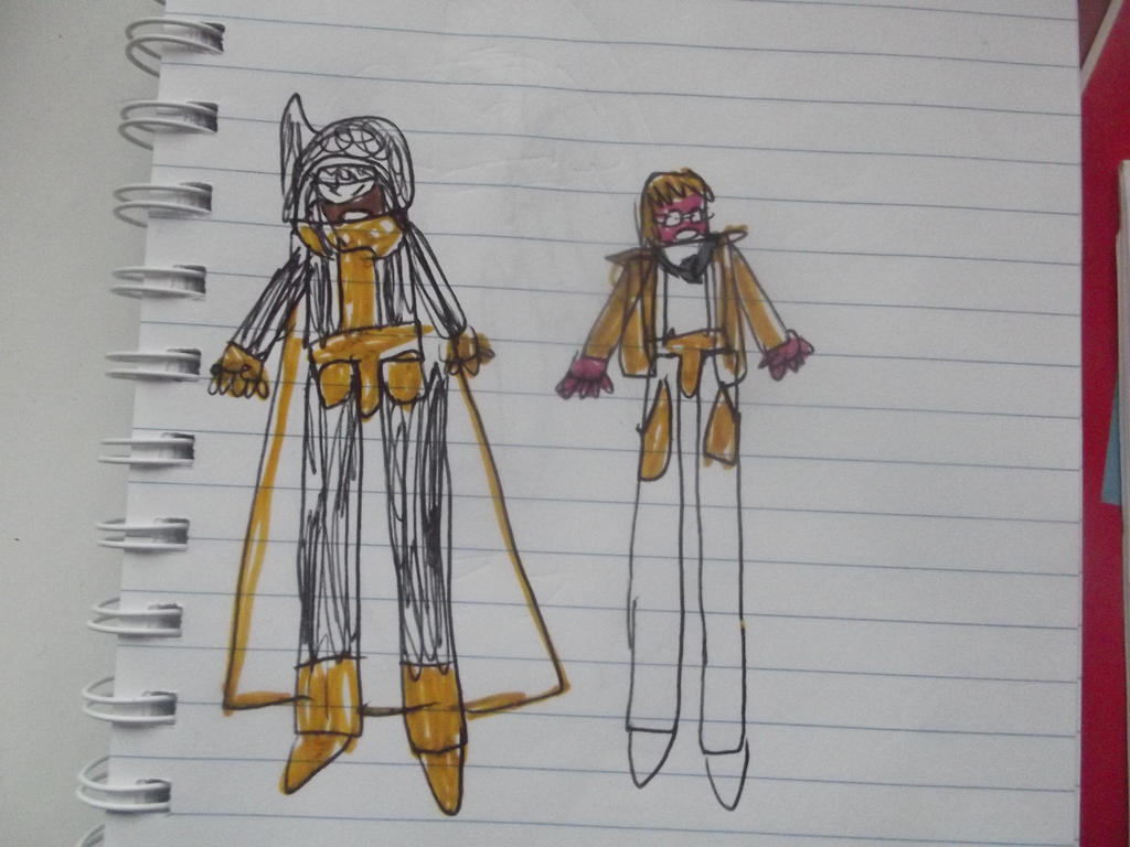 Cloak and Dagger gender bent by superuk