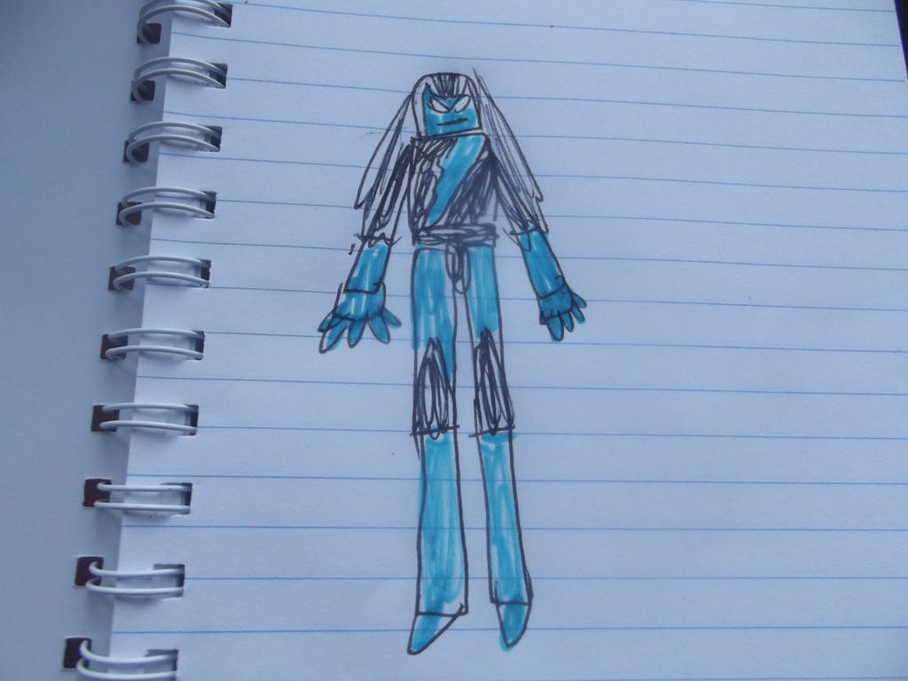 Electro electrified form gender bent by superuk